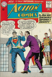Action Comics (DC Comics - 1938) -297- The Man Who Discovered Superman's Identity!