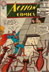 Action Comics (DC Comics - 1938) -296- The Invasion of the Super-Ants!