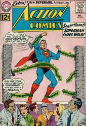 Action Comics (DC Comics - 1938) -295- Superman Goes Wild!