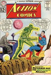Action Comics (DC Comics - 1938) -294- Superman and the Kryptonite Killer!