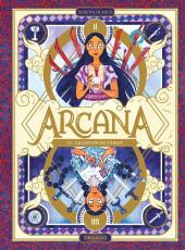 Arcana (Blasco) -1- Le Coven du Tarot