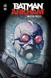 Batman Arkham -4- Mister Freeze