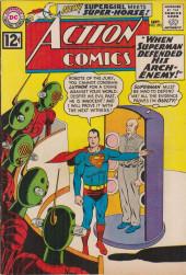 Action Comics (DC Comics - 1938) -292- When Superman Defended His Arch-Enemy!