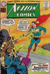 Action Comics (DC Comics - 1938) -291- The New Superman!