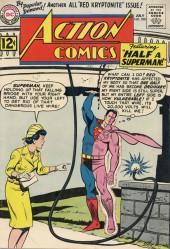 Action Comics (DC Comics - 1938) -290- Half a Superman!