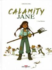 Calamity Jane (Avril) -1- La Fièvre