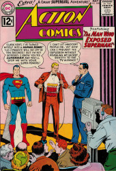 Action Comics (DC Comics - 1938) -288- The Man Who Exposed Superman!