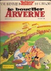 Astérix -11a1972- Le bouclier Arverne