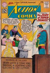 Action Comics (DC Comics - 1938) -286- The Jury of Super-Enemies!