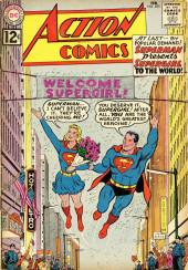 Action Comics (DC Comics - 1938) -285- Superman Presents Supergirl to the World!