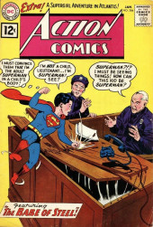 Action Comics (DC Comics - 1938) -284- The Babe of Steel!