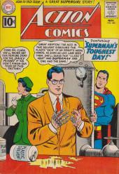 Action Comics (DC Comics - 1938) -282- Superman's Toughest Day!