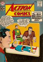 Action Comics (DC Comics - 1938) -281- The Man Who Saved Superman's Life!