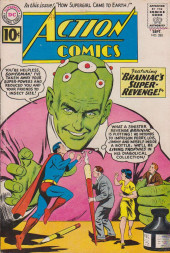 Action Comics (DC Comics - 1938) -280- Brainiac's Super-Revenge!
