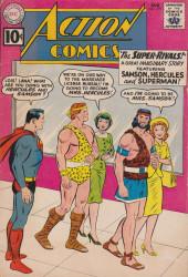Action Comics (DC Comics - 1938) -279- The Super-Rivals!