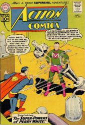 Action Comics (DC Comics - 1938) -278- The Super-Powers of Perry White!