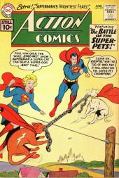 Action Comics (DC Comics - 1938) -277- The Battle of the Super-Pets!