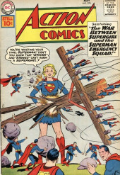 Action Comics (DC Comics - 1938) -276- The War Between Supergirl and the Superman Emergency Squad!