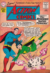 Action Comics (DC Comics - 1938) -274- The Reversed Super-Powers!