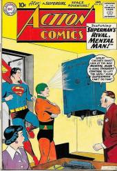 Action Comics (DC Comics - 1938) -272- Superman's Rival, Mental Man!