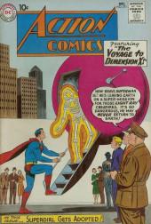 Action Comics (DC Comics - 1938) -271- The Voyage to Dimension X!