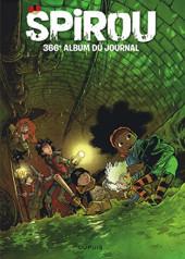 (Recueil) Spirou (Album du journal) -366- Spirou album du journal
