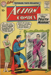 Action Comics (DC Comics - 1938) -269- The Truth Mirror!