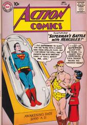 Action Comics (DC Comics - 1938) -268- Superman's Battle with Hercules!