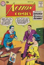 Action Comics (DC Comics - 1938) -264- Superman Becomes a Bizarro!