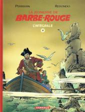Barbe-Rouge (La Jeunesse de) -INT2- L'intégrale 2