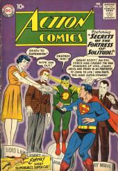 Action Comics (DC Comics - 1938) -261- Secrets of the Fortress of Solitude!