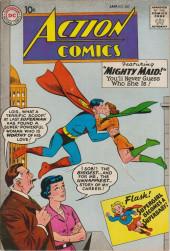 Action Comics (DC Comics - 1938) -260- Mighty Maid!