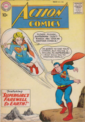 Action Comics (DC Comics - 1938) -258- Supergirl's Farewell to Earth!