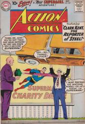 Action Comics (DC Comics - 1938) -257- Clark Kent, the Reporter of Steel!