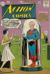 Action Comics (DC Comics - 1938) -256- The Superman of the Future!