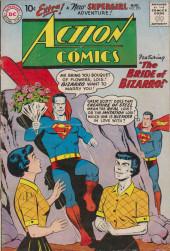 Action Comics (DC Comics - 1938) -255- The Bride of Bizarro!