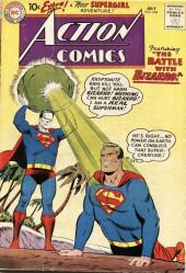 Action Comics (DC Comics - 1938) -254- The Battle with Bizarro!