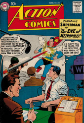 Action Comics (DC Comics - 1938) -250- The Eye of Metropolis!