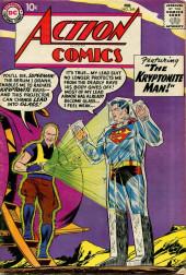 Action Comics (DC Comics - 1938) -249- The Kryptonite Man!
