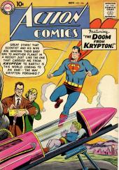 Action Comics (DC Comics - 1938) -246- The Doom from Krypton!