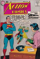 Action Comics (DC Comics - 1938) -245- The Shrinking Superman!