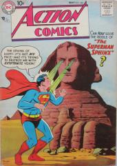 Action Comics (DC Comics - 1938) -240- The Superman Sphinx