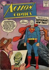 Action Comics (DC Comics - 1938) -239- Superman's New Face!