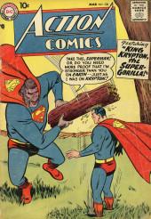 Action Comics (DC Comics - 1938) -238- King Krypton, the Super-Gorilla!