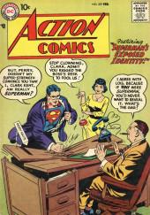 Action Comics (DC Comics - 1938) -237- Superman's Exposed Identity!