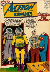 Action Comics (DC Comics - 1938) -236- Superman's New Uniform!