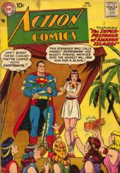 Action Comics (DC Comics - 1938) -235- The Super-Prisoner of Amazon Island!