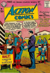 Action Comics (DC Comics - 1938) -233- The Land of One Million Superman!