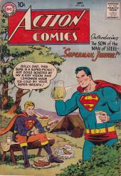 Action Comics (DC Comics - 1938) -232- Superman, Junior!