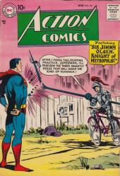 Action Comics (DC Comics - 1938) -231- Sir Jimmy Olsen, Knight of Metropolis!